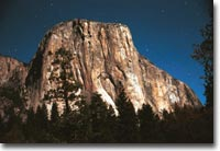 Yosemite at Night Gallery